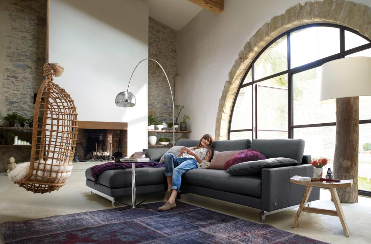 Lookbook of furniture for Wohndesign ofenstein