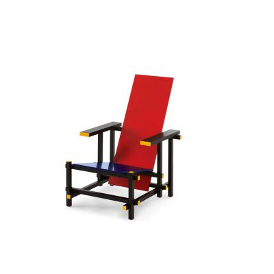 Cassina 635 Red And Bleu