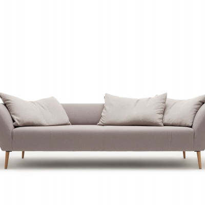 Rolf Benz Freistil 141 Fabulous Cushions With Clear Lines A