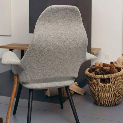 The Organic Chair Is Also Available In A Version With An Extended Backrest  And Longer, Wider Armrests U2013 The Organic Highback Armchair.