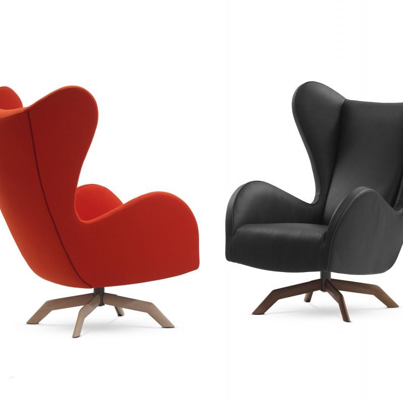 Modern Design Fauteuil.Montis Felix Montis Fauteuil Lobof