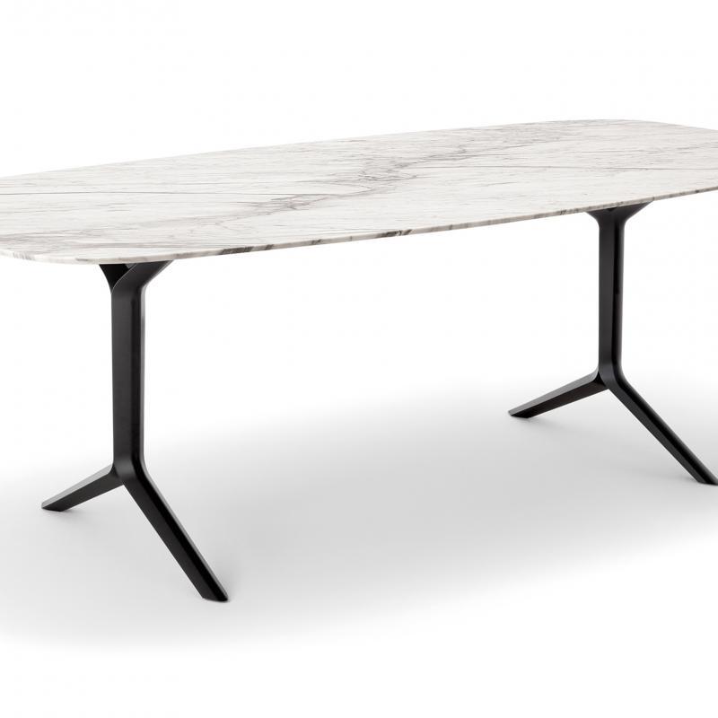 Rolf Benz Design Salontafel.Rolf Benz 976 Rolf Benz Diner Table Lobof
